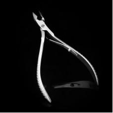 Накожницы (кусачки для кутикулы) с одной пружиной - 15 mm
